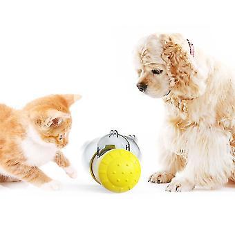 Houpací děravá míčová kočka