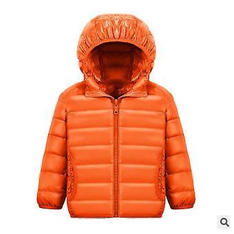 Children And Autumn Warm Winter Jacket