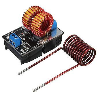 Profesionální Zvs Nízkonapěťový indukční topný napájecí modul 5v-12v 120w