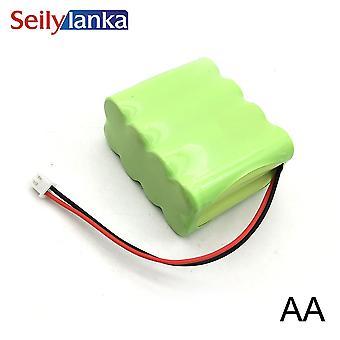 Aa 2500mah Für Kellymed 9.6V Batterie Znb-xdznb-xb