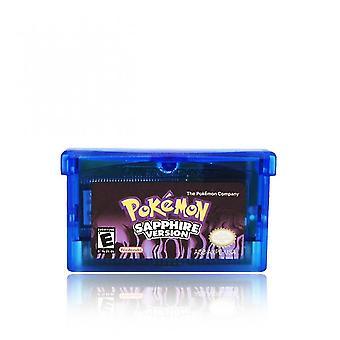 Für Pokemon Series Ndsl Gb Gbc Gbm Gba Sp Videospiel Cartridge Konsole Karte Klassisches Spiel Sammeln Bunt