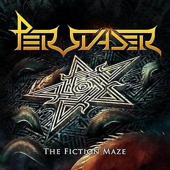 Persuader - Fiction Maze [Vinyl] USA import