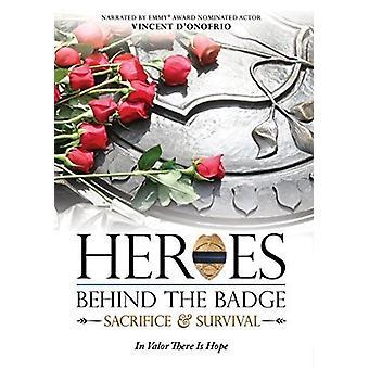 Helden hinter den Abzeichen: Opfer & überleben [DVD] USA Import