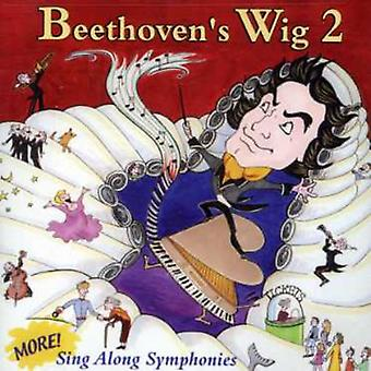 Perruque de Beethoven - perruque de Beethoven, Vol. 2 : importation USA plus Sing-Along Symphonies [CD]
