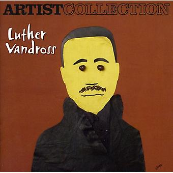 Luther Vandross - Artist Collection [CD] USA import