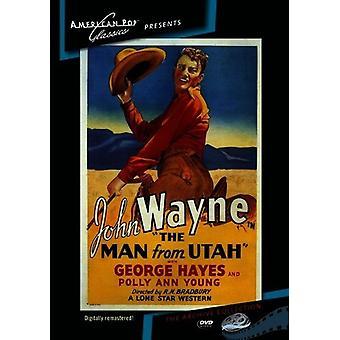 Man From Utah [DVD] USA import