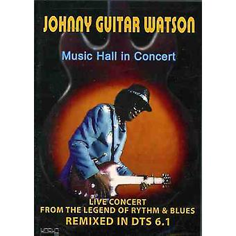 Watson, Johnny guitare - Music Hall de Concert [DVD] USA import