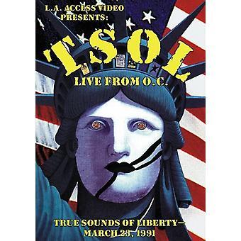 TSOL - importation USA vivent dans Oc [DVD]