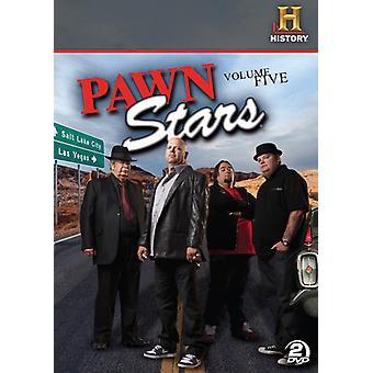 Pawn Stars, Vol. 5 [2 disques] importation USA [DVD]