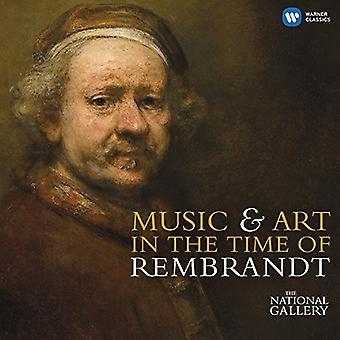 Biber / Schuetz / Buxtehude - muziek & Art in de tijd van Rembrandt [CD] USA import
