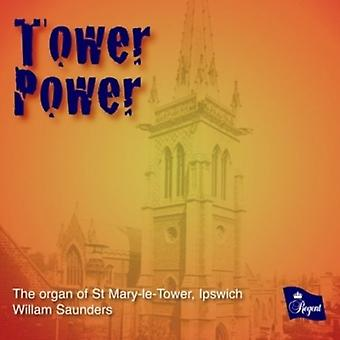 Guilmant/Williams - Tower Power [CD] USA import