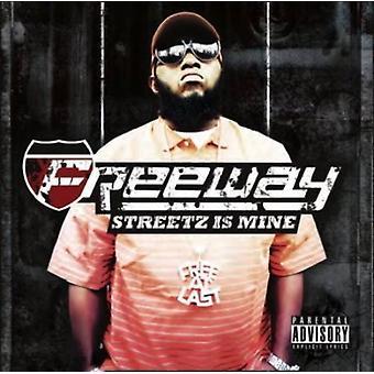 Freeway - Streetz Is Mine [CD] USA import