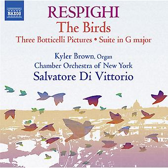 Respighi - Chamber Works [CD] USA import