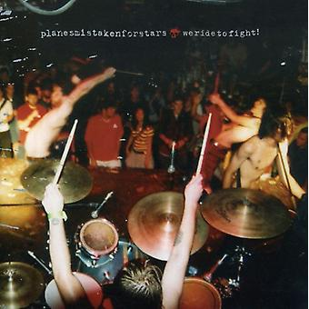 Planes Mistaken for Stars - We Ride to Fight-First Four Years [CD] USA import