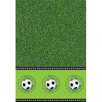 Football 130 x 180 cm football party soccer decorative birthday tablecloth