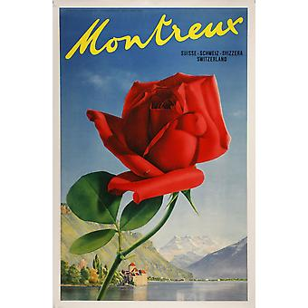 Montieux Poster Print Giclee
