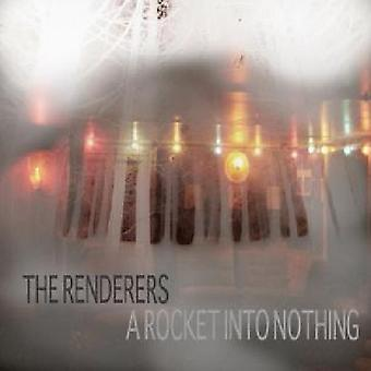 Renderers - Rocket Into Nothing [CD] USA import