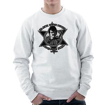 Black Star Ninja Ninjutsu Dojo American Ninja Men's Sweatshirt