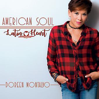 Doreen Montalvo - American Soul / Latin Heart [CD] USA import