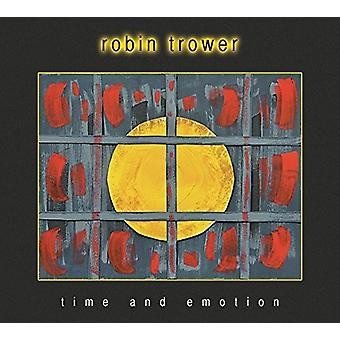 Robin Trower - Trower Robin-Time and Emotion [CD] USA import