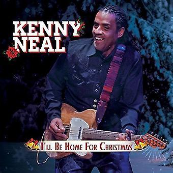 Kenny Neal - I'Ll vara hem för jul [CD] USA import