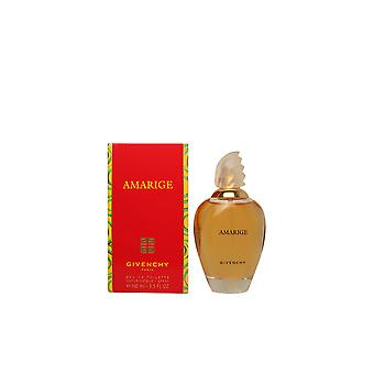 Givenchy Amarige Edt Spray 100 Ml For Women