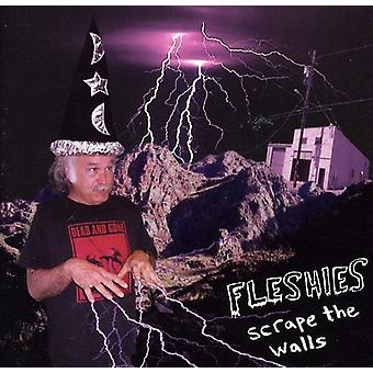 Fleshies - kratzen den Wände [CD] USA import