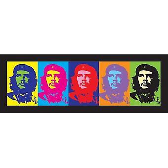 Che Guevara - Pop Art - Slim juliste Juliste Tulosta