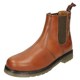 Mens HX London Ankle Boots HX01C