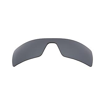 Replacement Lenses for Oakley Oil Rig Sunglasses Silver Mirror Anti-Scratch Anti-Glare UV400 by SeekOptics