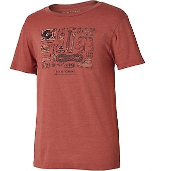 Royal Robbins Upwards Variation Tee - Cordwood
