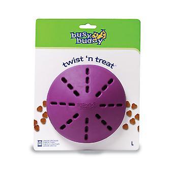 Busy Buddy Twist N régal jouet pour chien