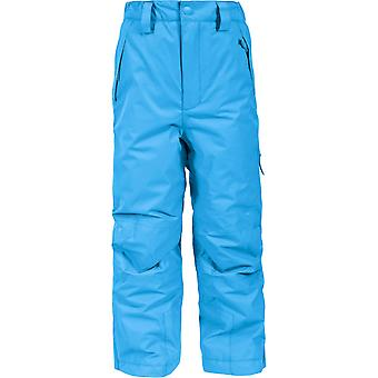Trespass pojkar & flickor Norquay vattentäta vadderade Ski byxor