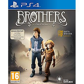 Brothers A Tale of Two Sons (PS4) - New