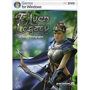 Elven Legacy (PC DVD) - New