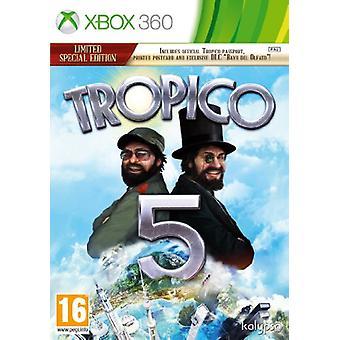 Tropico 5 (Xbox 360)-fabriek verzegeld