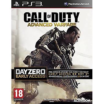 Call of Duty Advanced Warfare - Day Zero Edition (PS3) - Neu
