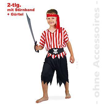 Pirata crianças piratas fantasia pirata traje crianças traje