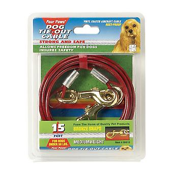 Four Paws Tie Out Cable