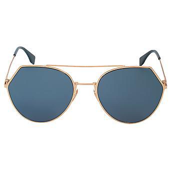 Fendi eyeline pilot ochelari de soare FF0194S 000 2A 55