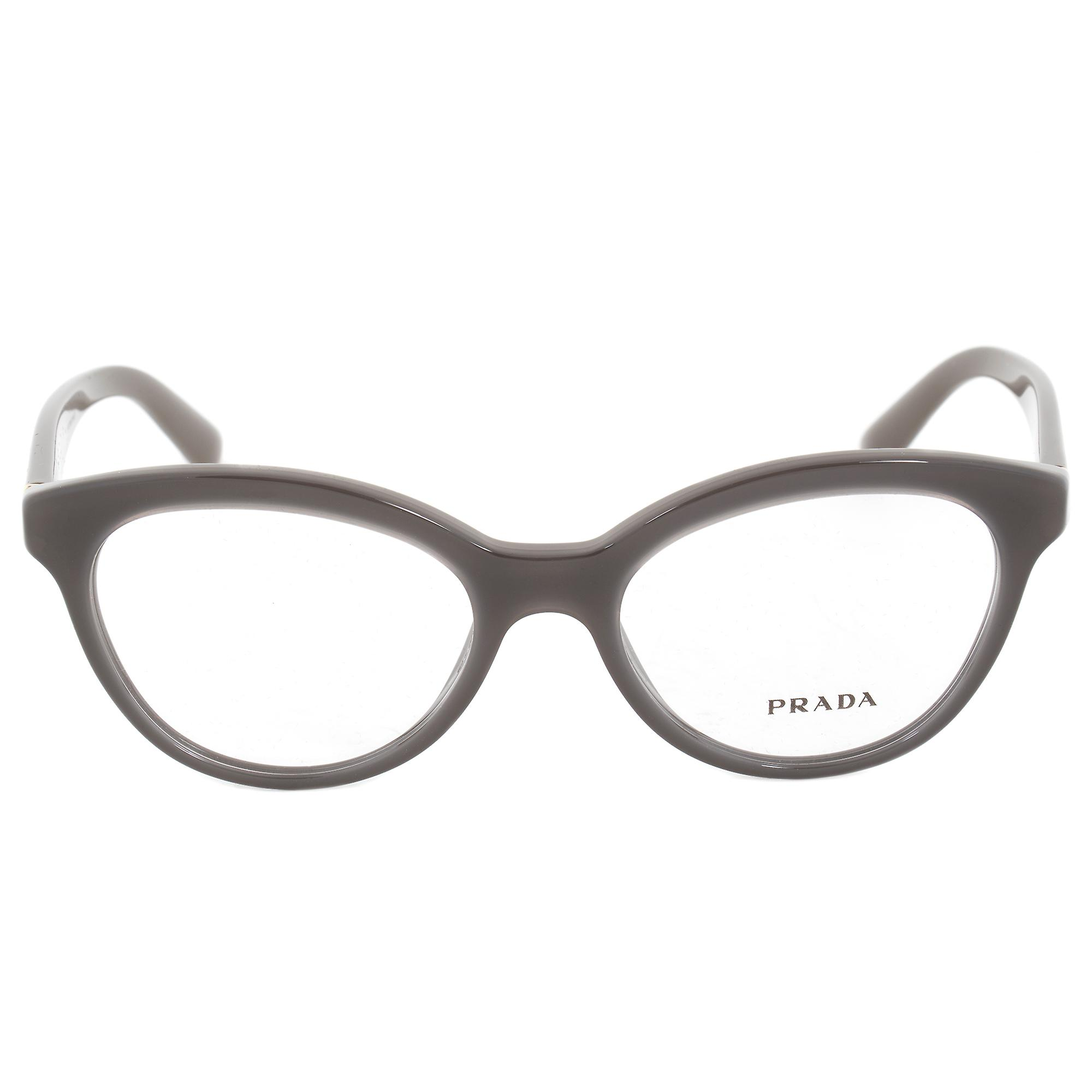 Prada PR11RV UAM1O1 katt øye | Opal Brown | Øyeglasset rammer
