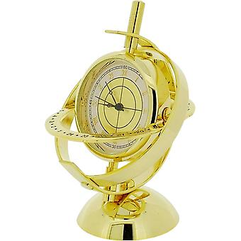 Gift Time Products Galileo Miniature Clock - Gold
