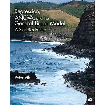 Régression ANOVA et le modèle linéaire général