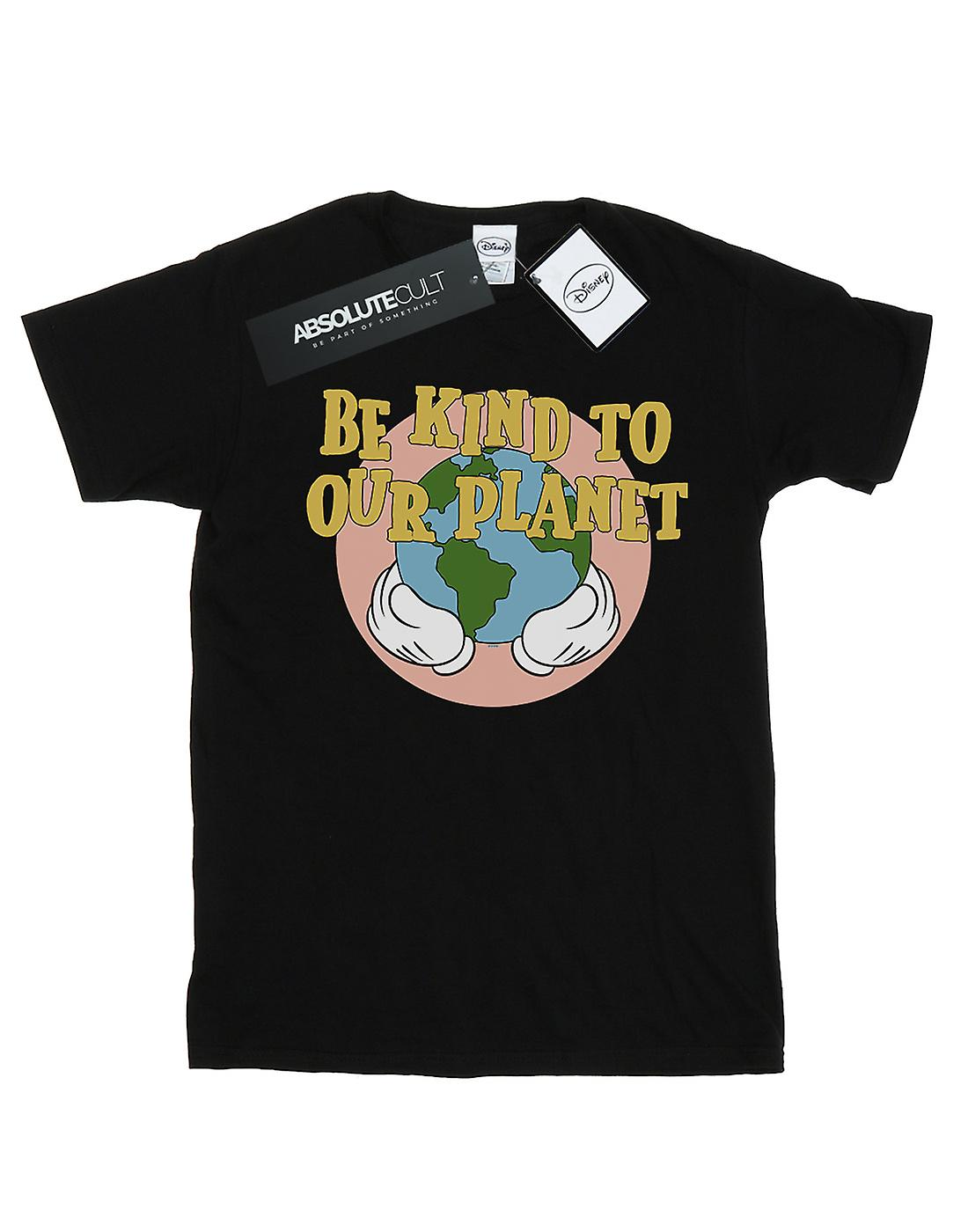 Disney Boys Mickey Mouse Be Kind To Our Planet T-Shirt