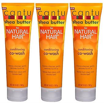 Cantu Shea Conditioning Co vask 10 oz (3-Pack)