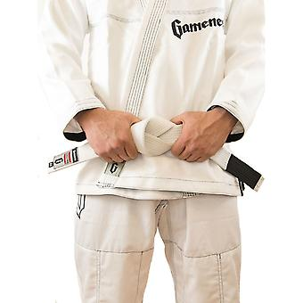 Gameness adulto BJJ cintura bianco