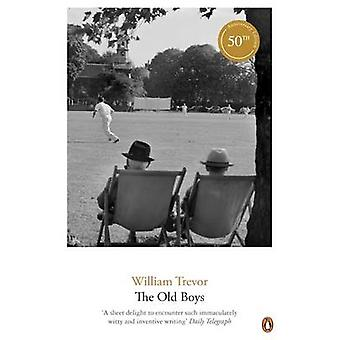 Old Boys by William Trevor - 9780241969250 kirja