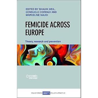 Femicide over Europa - teori - og -forebygging av Femicide