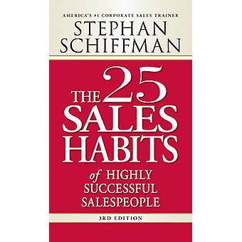 25 販売習慣の高い成功した販売員 (第 3 改訂版 edi