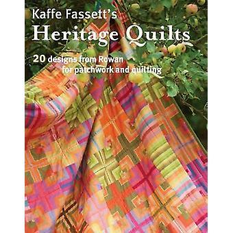 Kaffe Fasset van erfgoed Quilts door Kaffe Fasset - 9781631861550 boek